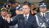 Prezydent spotkał się z policjantami w Legionowie