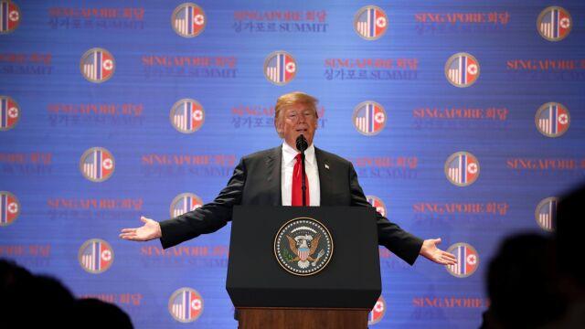 Spotkanie Kim - Trump