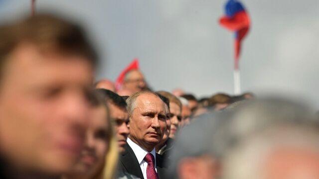 Putin obiecywał co innego.  Rosjanie będą pracować dłużej