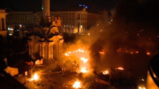 Rewolucja na Majdanie. Relacje reporterów TVN24