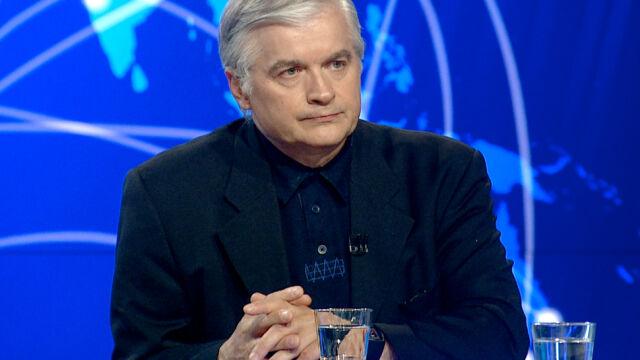 """Włodzimierz Cimoszewicz był gościem """"Faktów po Faktach"""""""