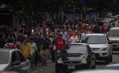 Wielka awaria prądu w Wenezueli