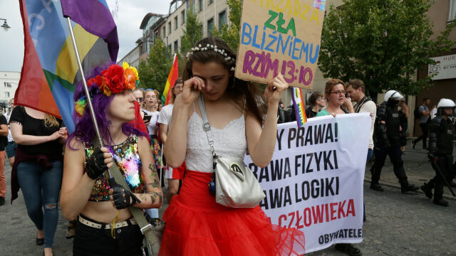 """""""Białystok jest dzisiaj papierkiem lakmusowym Polski"""""""