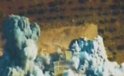 Syryjskie media: izraelski atak rakietowy na południu kraju