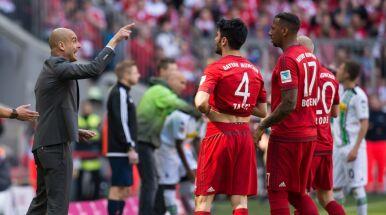 Mistrzostwa na razie nie ma. Bayern znów rozczarował
