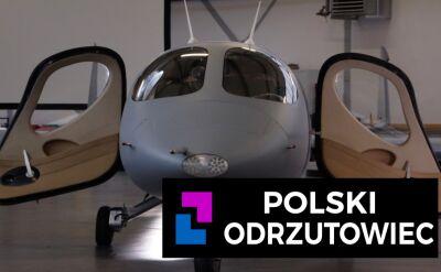 Polski odrzutowiec