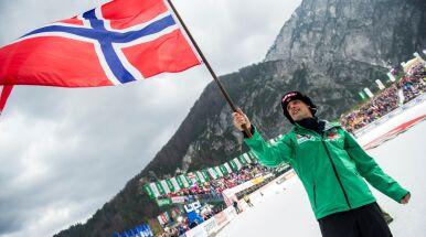 Na drodze do upadku. Norweskie skoki toczy