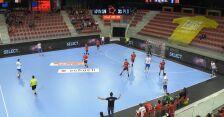 Skrót meczu Pfadi Winterthur – Orlen Wisła Płock w 1. kolejce Ligi Europejskiej