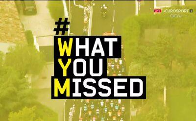 Najważniejsze momenty 1. etapu Tour de France