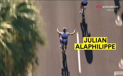Najważniejsze momenty 2. etapu Tour de France