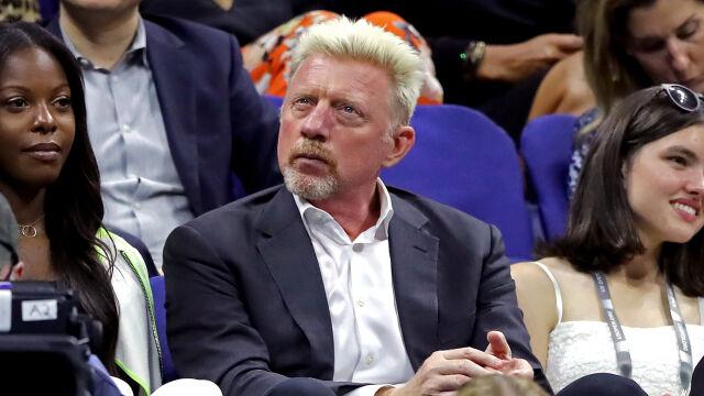 Boris Becker pod wrażeniem Huberta Hurkacza i surowy dla najlepszych tenisistek