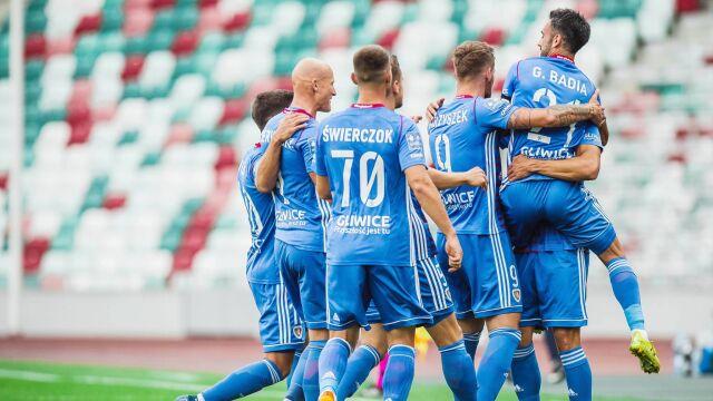 Piast wygrał w Mińsku i wciąż jest w grze o Ligę Europy