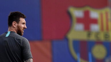 Przyjaciel Ronaldo ostro o Messim.