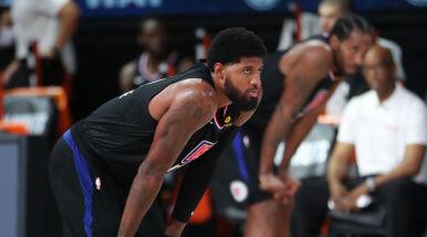 Bańka przytłoczyła czołowego gracza NBA.