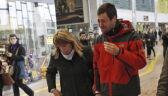 Rodziny ofiar katastrofy ruszają z Barcelony do Francji