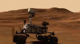 27.03   Ciekawe odkrycie Curiosity