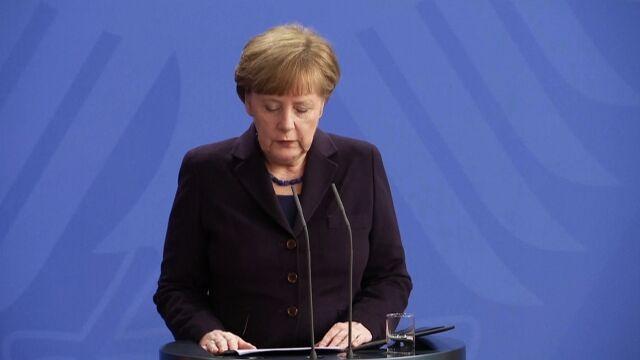 Merkel: to dla nas szok