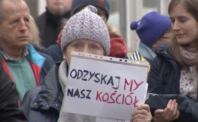 Wierni z Gdańska chcą odwołania arcybiskupa