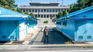 Uciekają spod rządów Kima. Co roku ponad tysiąc osób