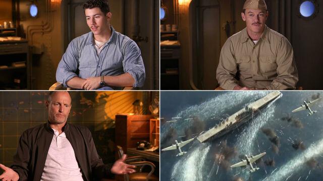 """Film o jednej z najważniejszych bitew II wojny światowej. """"Midway"""" już w kinach"""