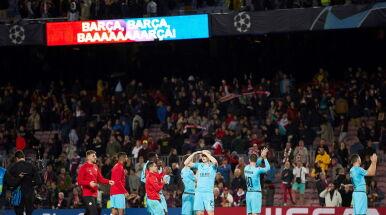 Gwiazdom Barcelony zabrakło klasy.
