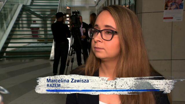 Marcelina Zawisza, Razem