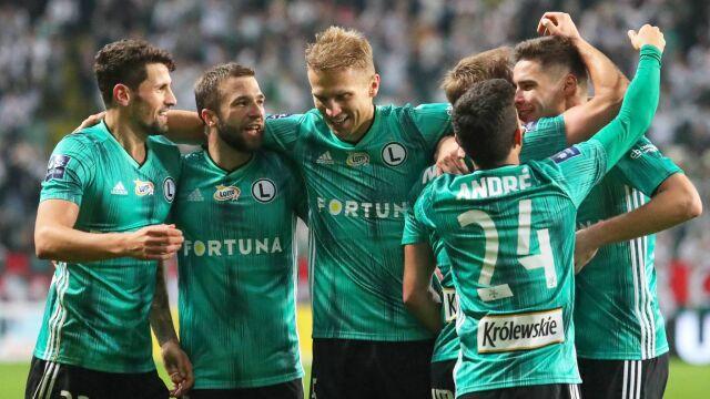Bezlitosna Legia rozbiła Górnika. Sześć goli w Warszawie