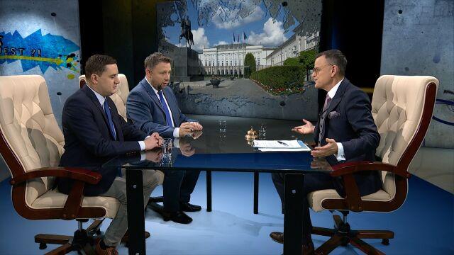 Kierwiński i Motyka o wyborach prezydenckich 2020