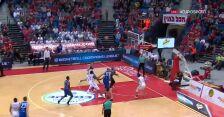 Skrót meczu Hapoel Jerozolima - Anwil Włocławek w 4. kolejce Ligi Mistrzów