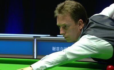 Sprytne zagranie Doherty'ego w ćwierćfinale kwalifikacji do mistrzostw świata