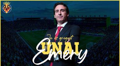 Villarreal postawił na trenera z najwyższej półki