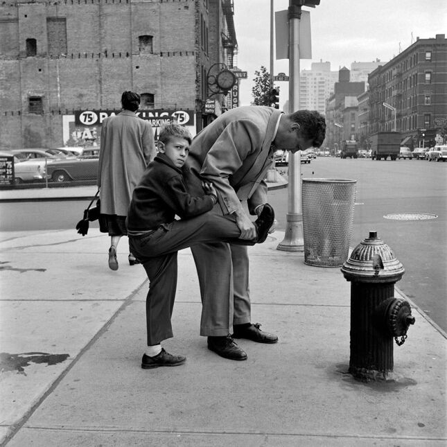 """""""September 1956. New York, NY"""""""