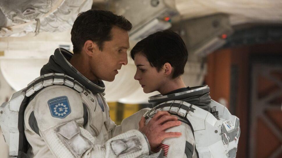 Matthew McConaughey i Anne Hathaway