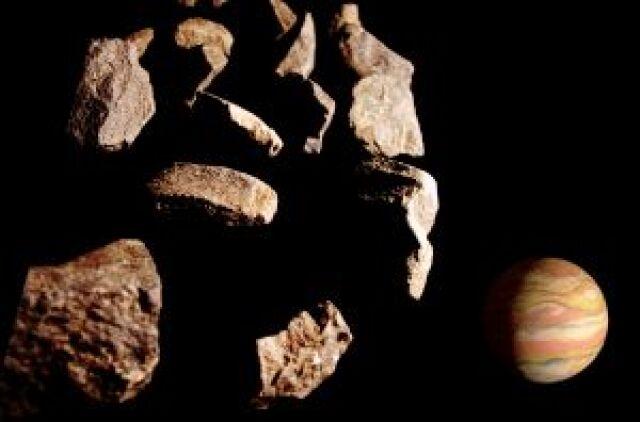 Astrobiolog: Życie na Ziemi przyniosła kometa