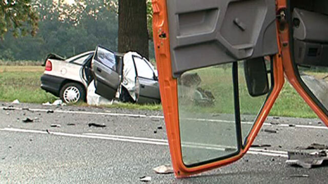 Mniej ofiar, mniej pijanych kierowców niż rok temu