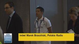 Marek Brzeziński, Polskie Radio