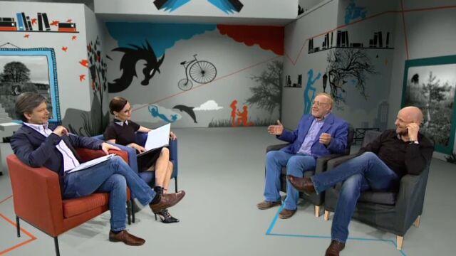 """""""Xięgarnia"""" w sobotę na antenie TVN24"""