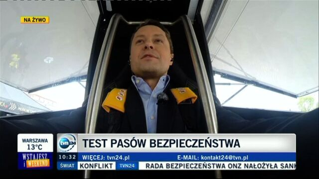 Test pasów
