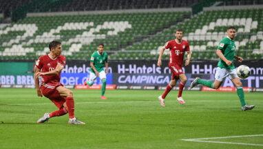 Mistrzowskie zakończenie. Lewandowski strzelił gola na wagę tytułu