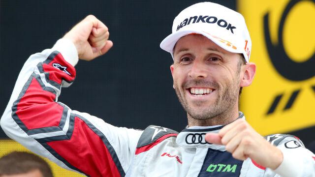 Mistrz DTM dołącza do Formuły E. Powrót po czterech latach