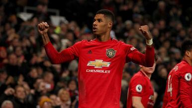 """Manchester United poszedł w ślady Rashforda. """"Wiele dzieci głoduje"""""""