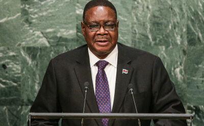 Peter Mutharika wygrał wybory prezydenckie w Malawi