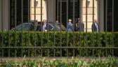 W Pałacu prezydenckim spotkanie premiera Mateusza Morawieckiego i prezydenta Andrzeja Dudy