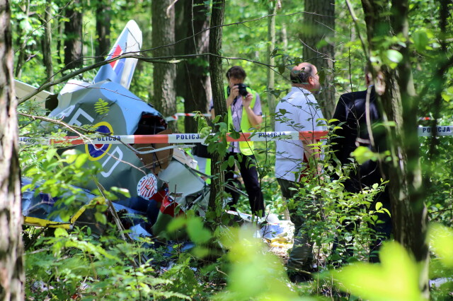 Napoleon  An accident of a historic plane in Silesia  The pilot is dead