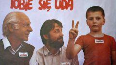 Ulotki i plakaty Solidarności z 1989 roku