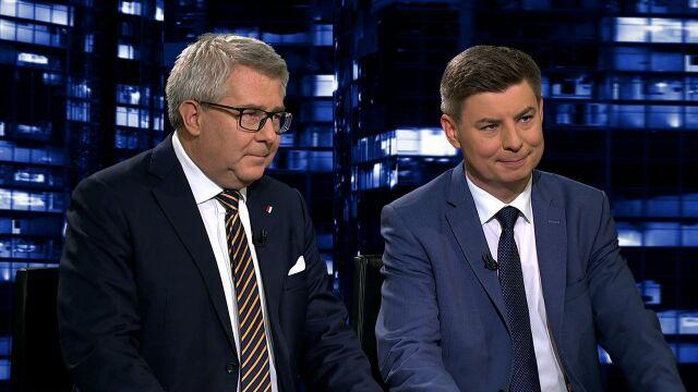 Czarnecki: Donald Tusk bardzo pomógł wygrać Prawu i Sprawiedliwości te wybory
