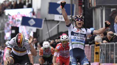 Organizatorzy Giro uniemożliwili grupie Majki wygranie etapu?