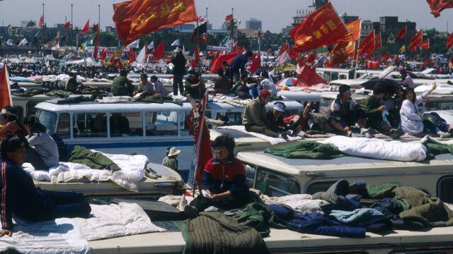 Protestowało 300 miast, władze się bały.