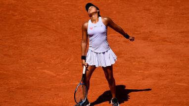 Liderka rankingu odpadła z French Open. Osaka się pakuje