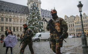 Relacja reportera TVN24 z Brukseli po otwarciu metra i szkół
